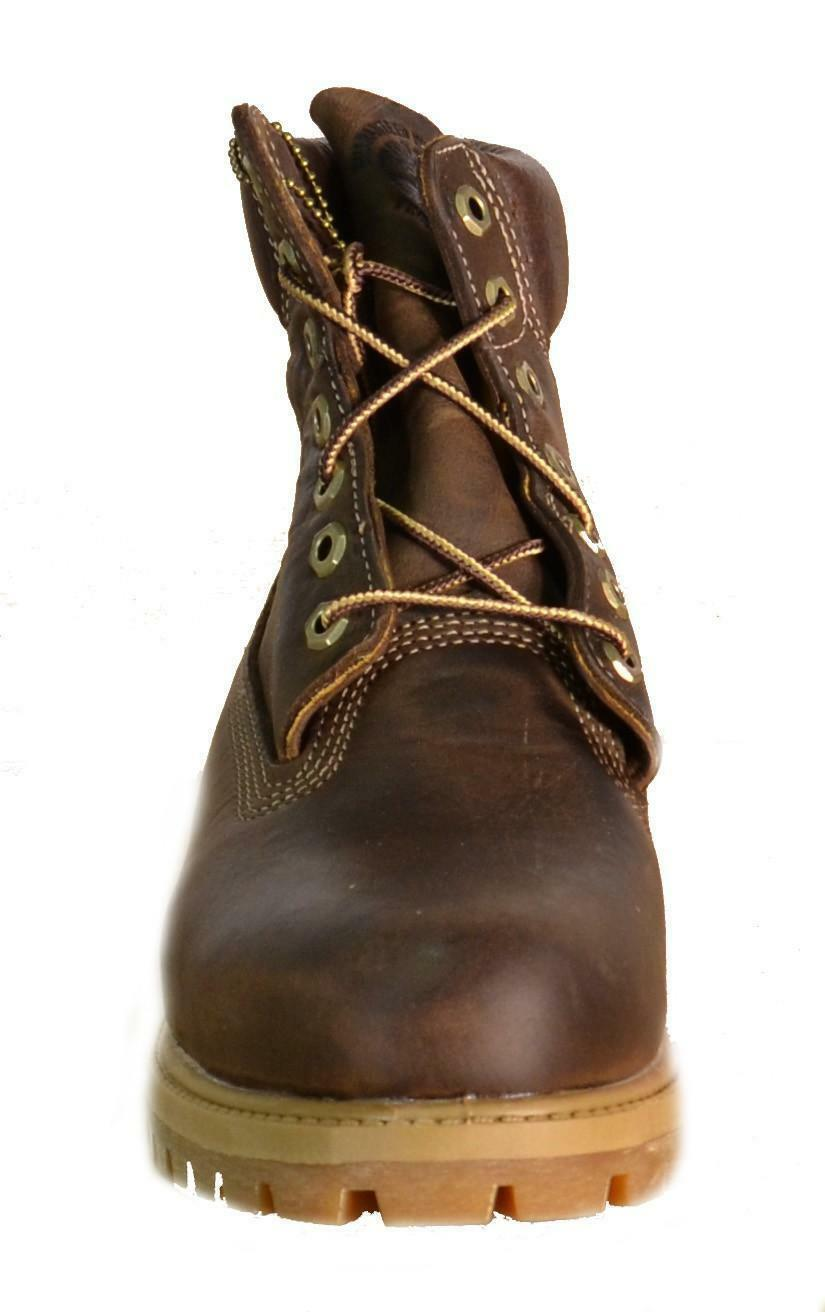 timberland timberland waterproof scarponcini uomo marroni