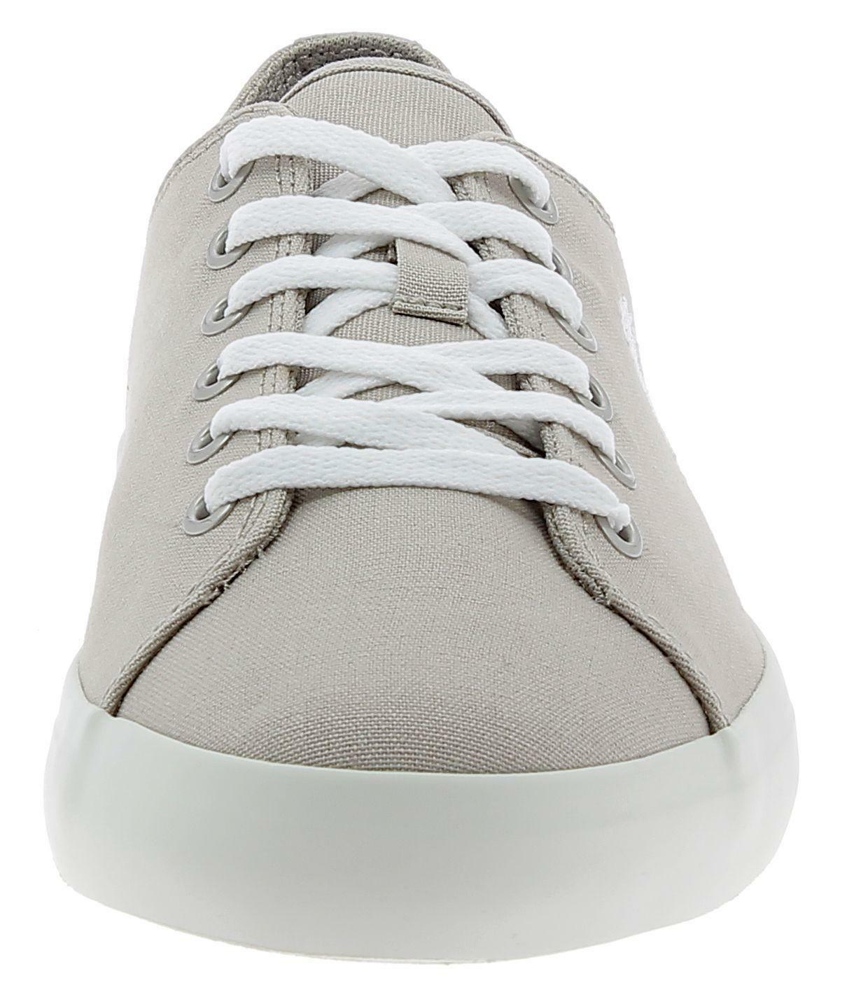 timberland timberland newport bay canvas scarpe sportive uomo beige a1q78
