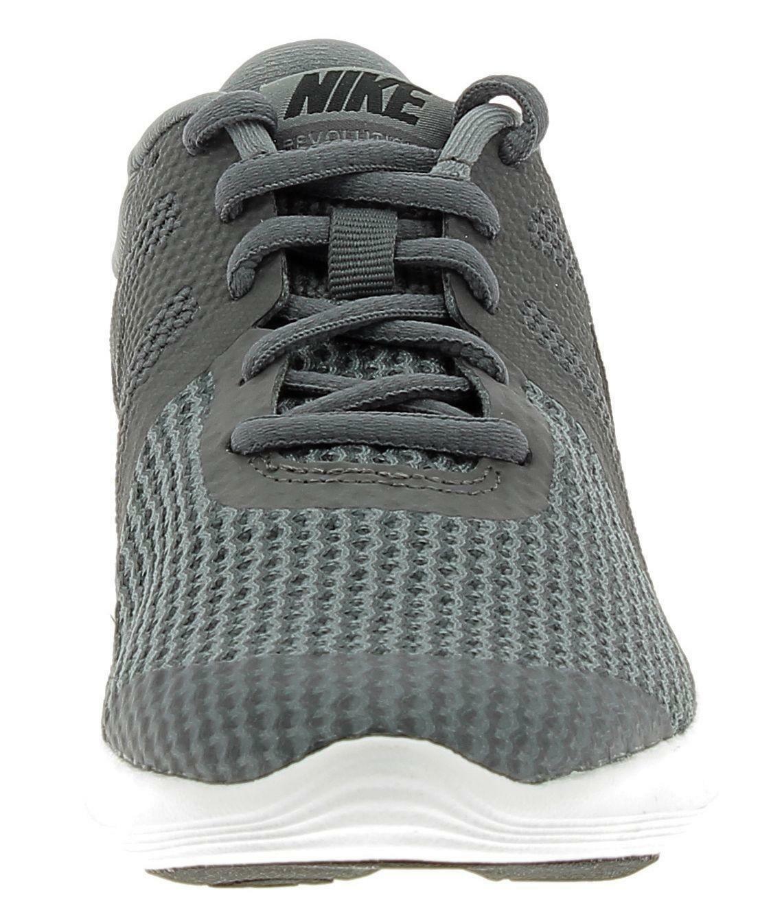 nike nike revolution 4 (gs) scarpe sportive grigie