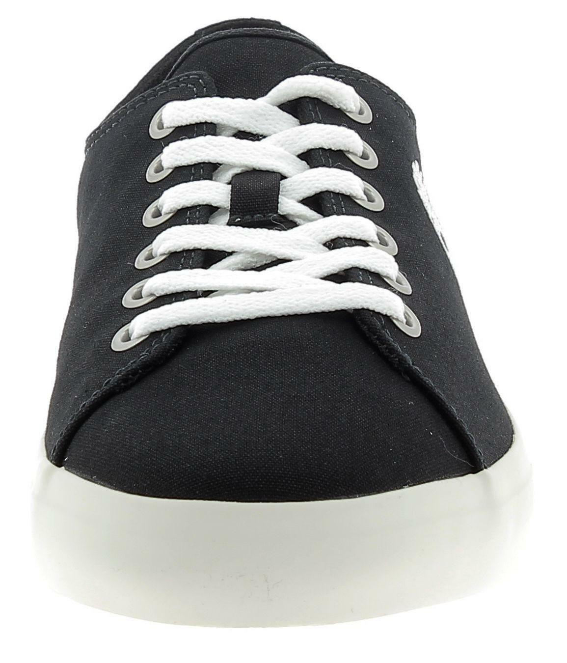 timberland timberland union wharf lace scarpe uomo nero