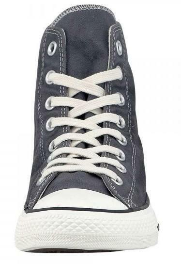 converse converse all star hi scarpe sportive grigie