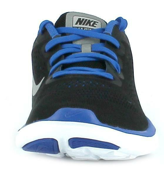 nike nike flex 2016 rn gs scarpe sportive nere