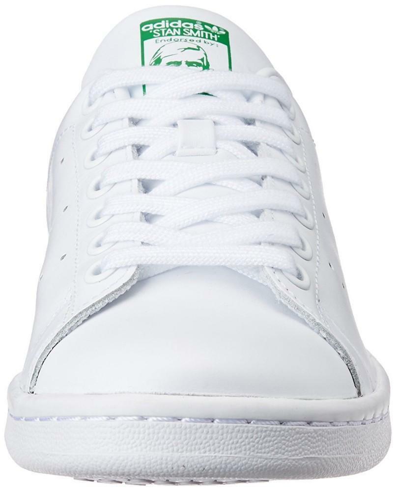 adidas adidas stan smith w scarpe sportive donna bianche verdi