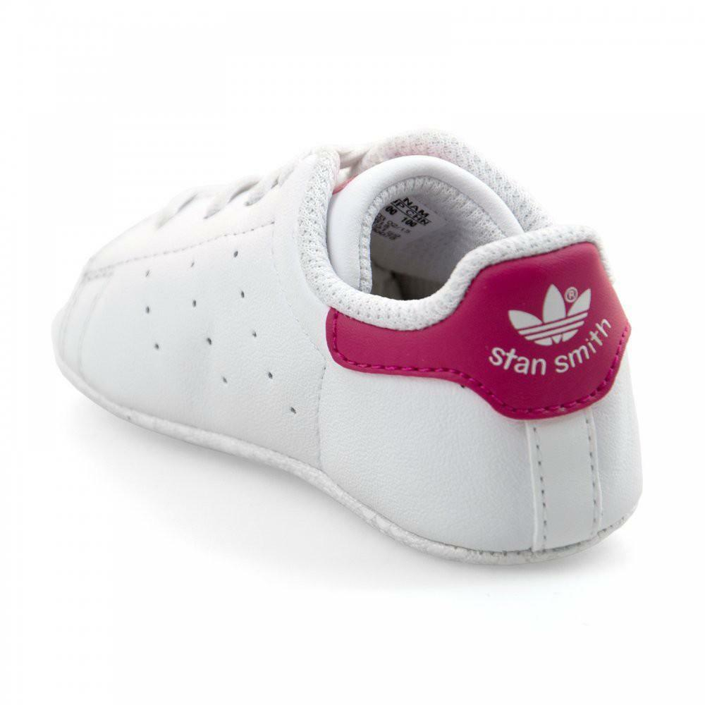 super popular ef588 fbb61 Adidas Stan Smith Crib Girls Sports Shoes Cradle S82618  eBa