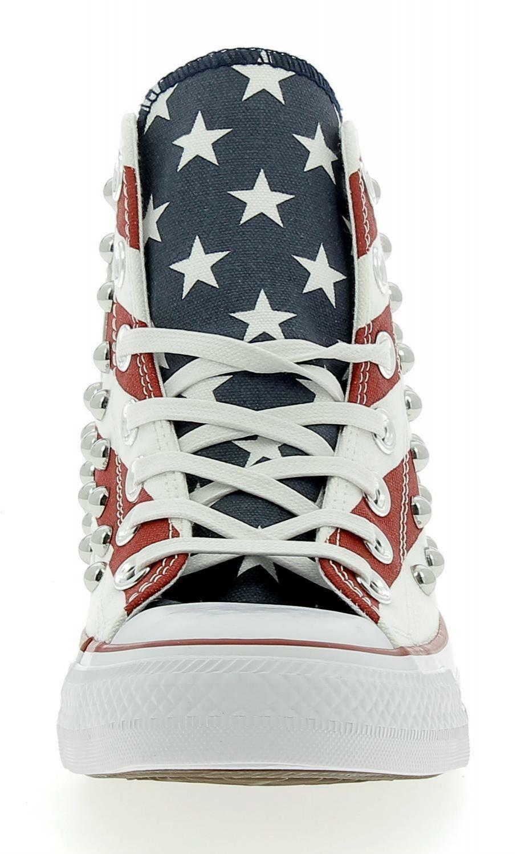 Ebay Hi Borchie Scarpe Converse Sportive Ctas Americane naYqIz8I5