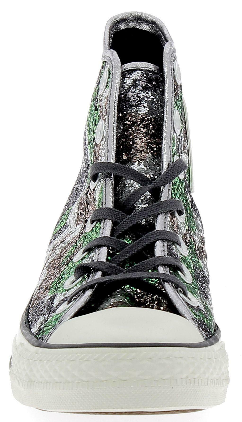 converse converse ctas hi scarpe sportive donna glitterate