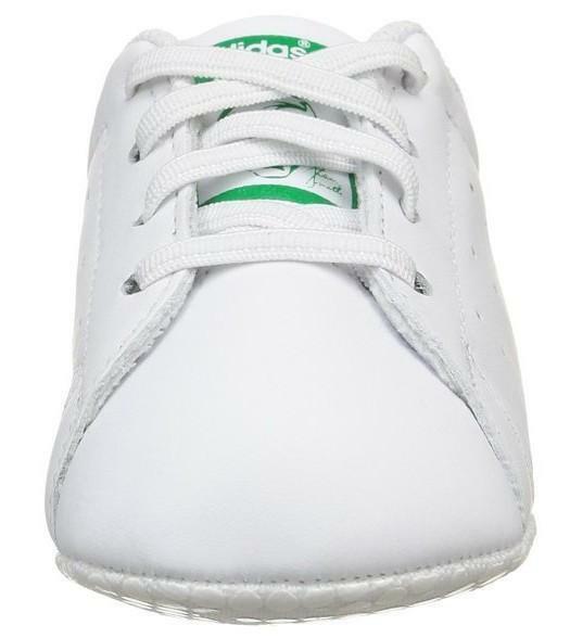 adidas adidas stan smith crib scarpe da culla bianche