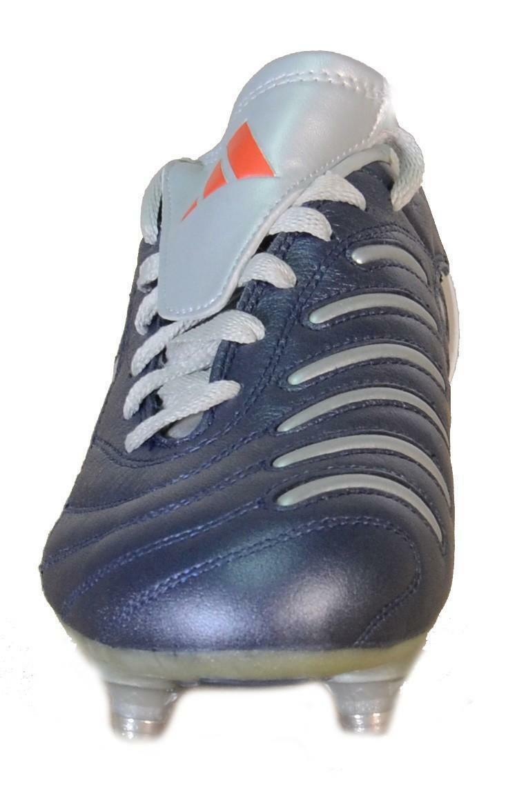 adidas adidas pulsado sg scarpini calcio blu pelle 041615