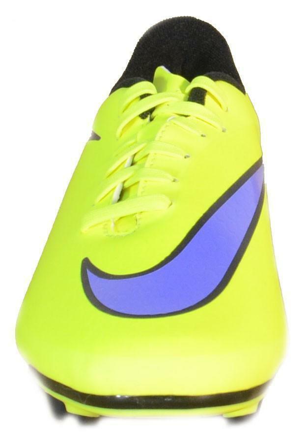 nike hypervenom phade fg scarpini calcio uomo gialli pelle 599809