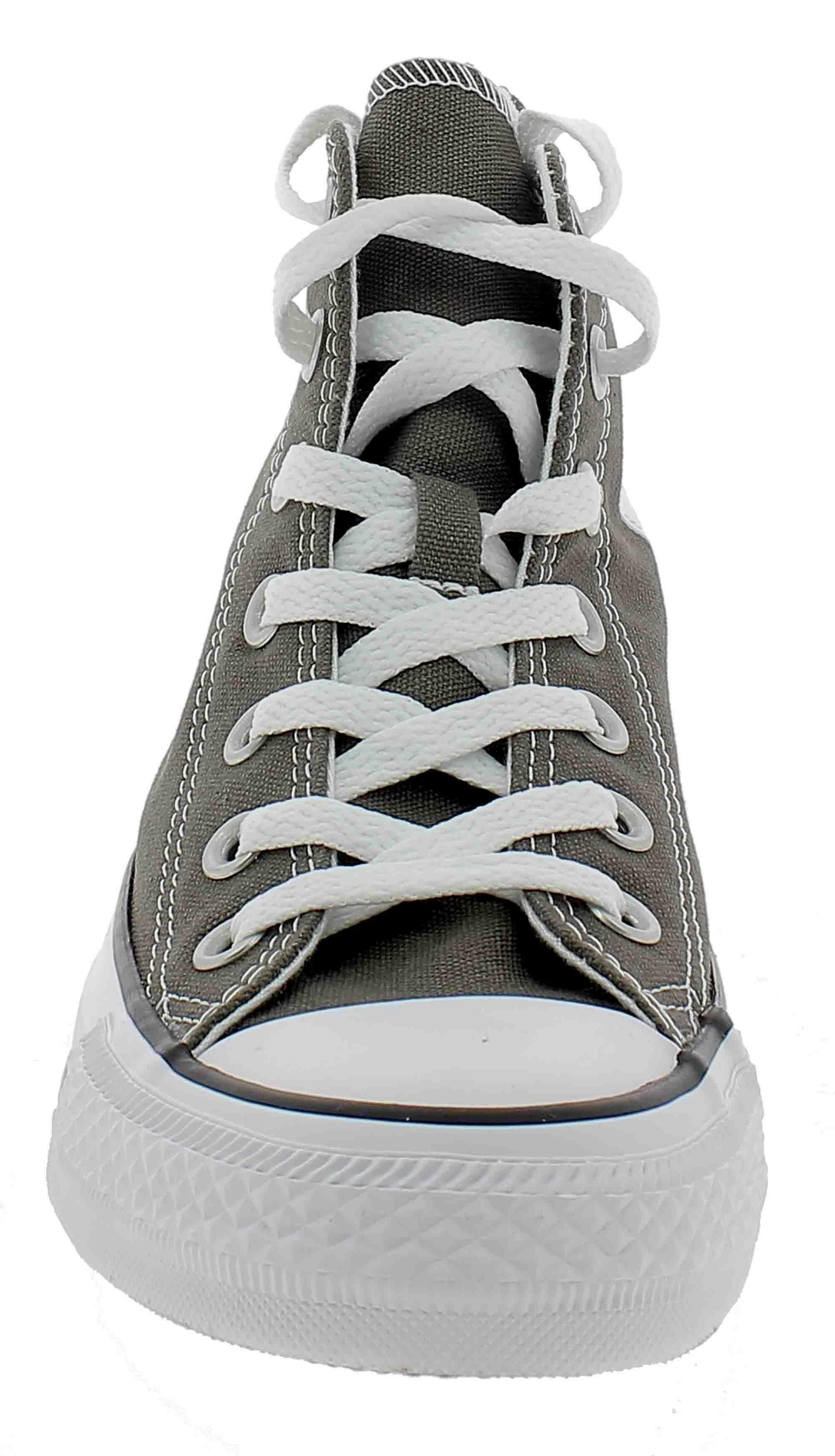 converse converse all star hi scarpe sportive alte grigie 7650
