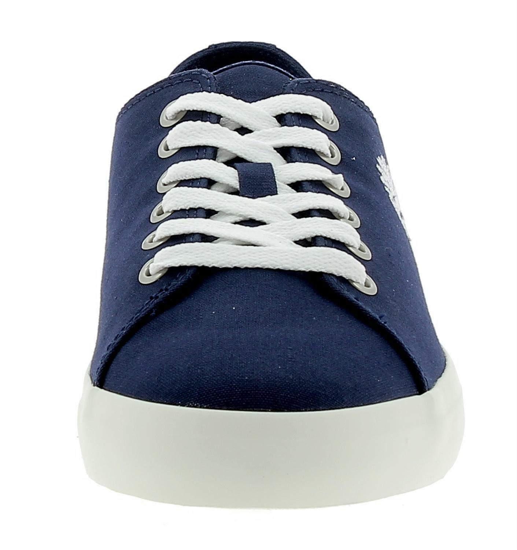 timberland timberland union wharf lace scarpe uomo blu