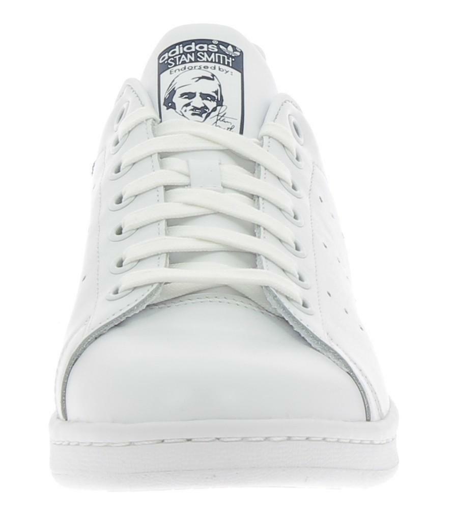 adidas adidas stan smith scarpe sportive uomo bianche blu