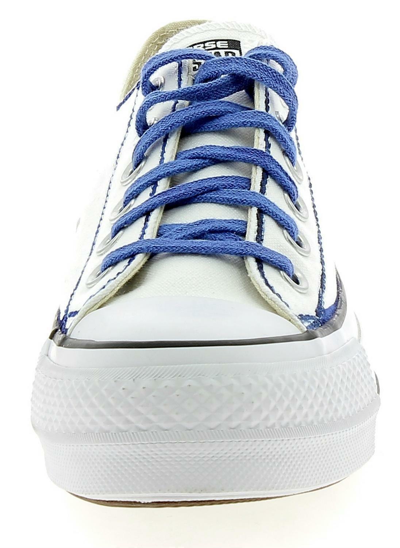 converse converse ctas lift platform scarpe sportive donna bianche 560899c