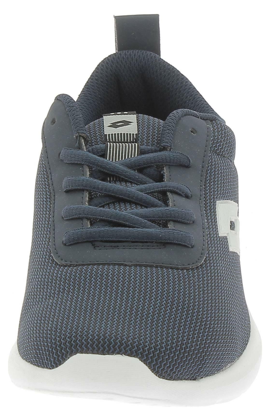 lotto lotto superlight lite scarpe sportive uomo blu