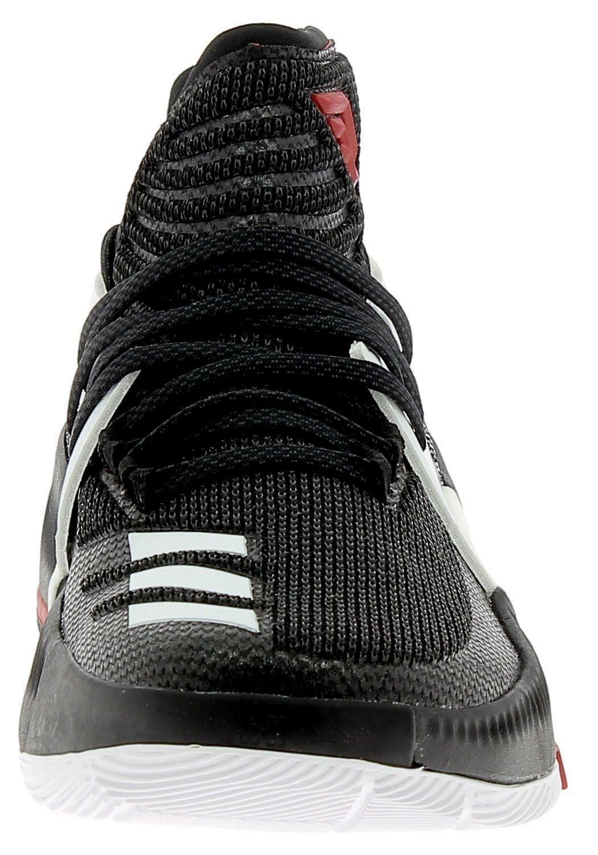 adidas adidas d lillard 3 scarpe basket uomo nere