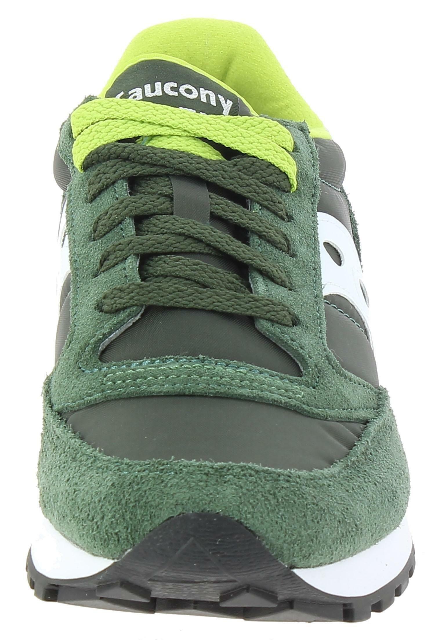 saucony saucony jazz original scarpe sportive uomo verdi 2044275