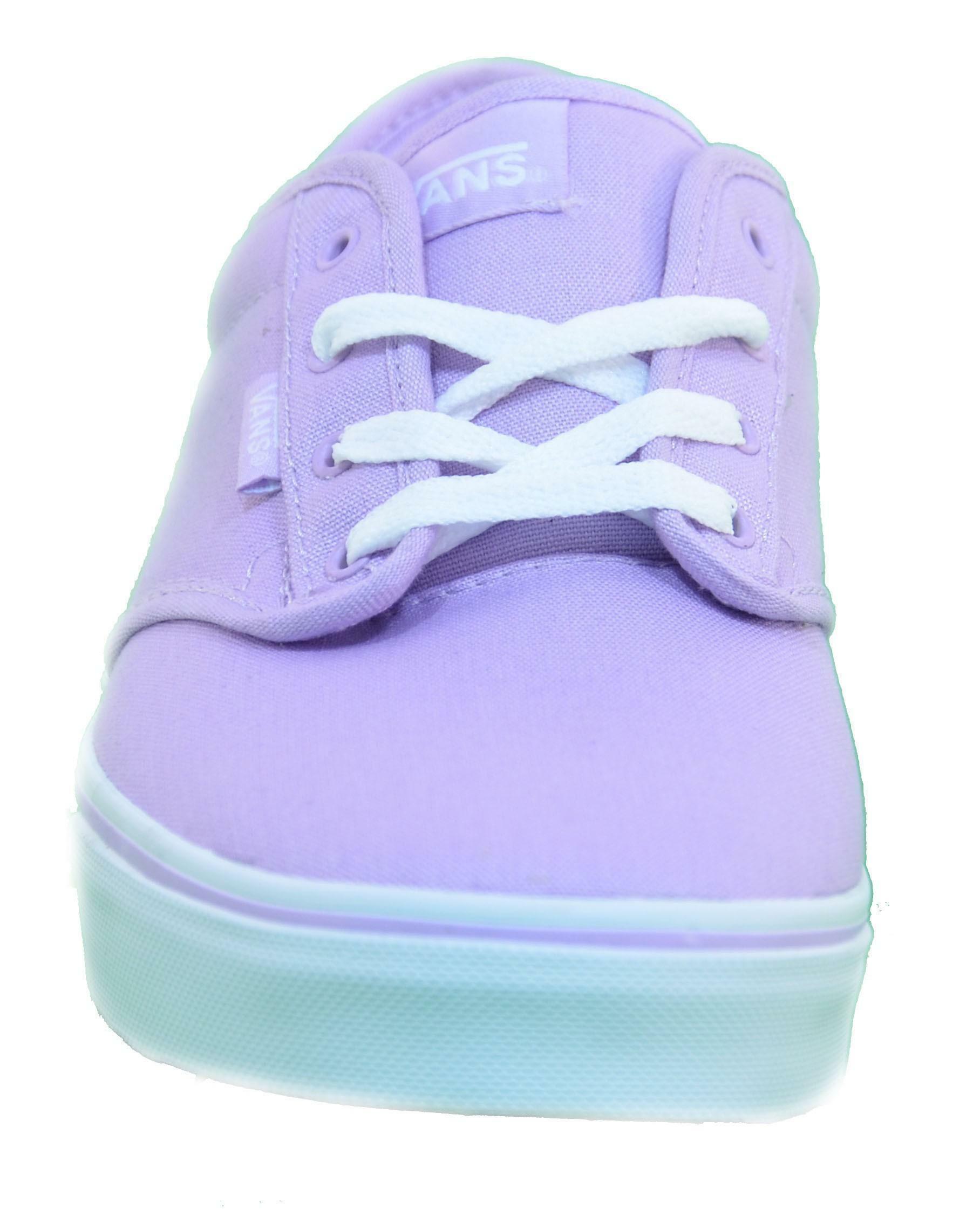 vans vans atwood scarpe donna viola tela zusf9h