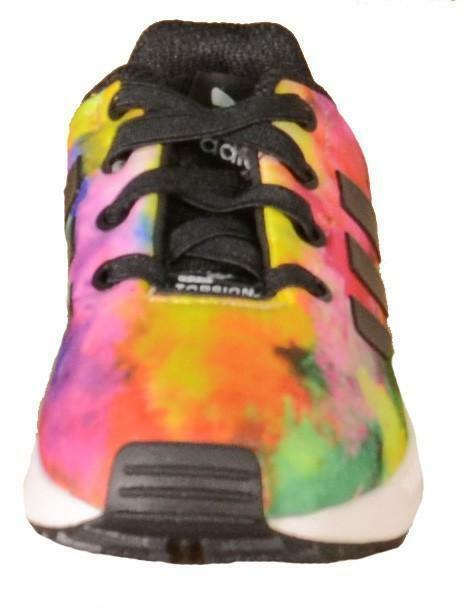 adidas zx flux el i scarpe sportive bambina/o multicolor tela s74968