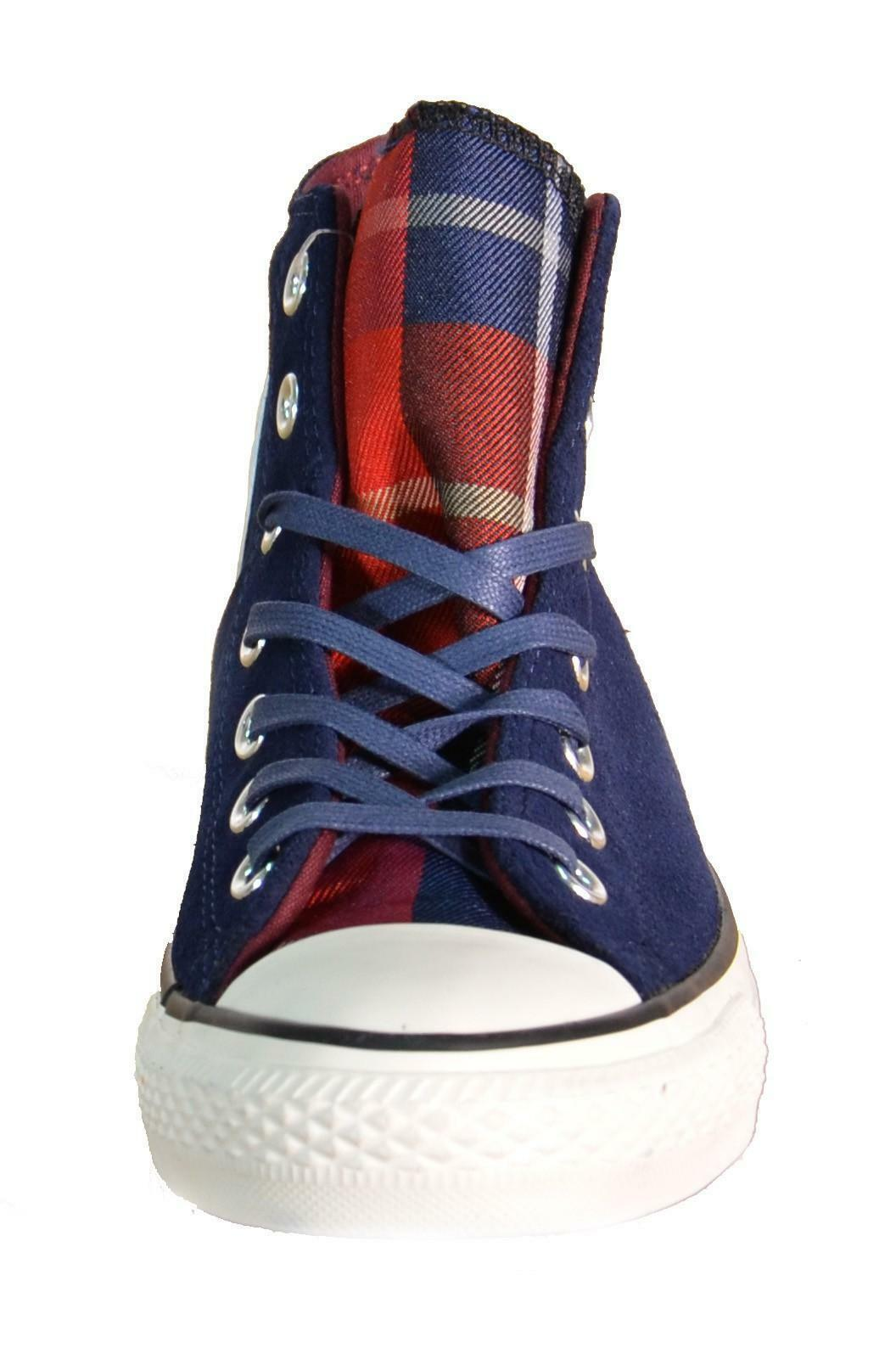 converse all star ct hi nighttime scarpe sportive donna blu 150591c