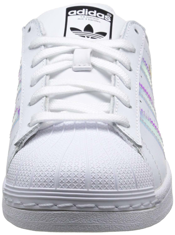 adidas adidas superstar j scarpe sportive bianche aq6278