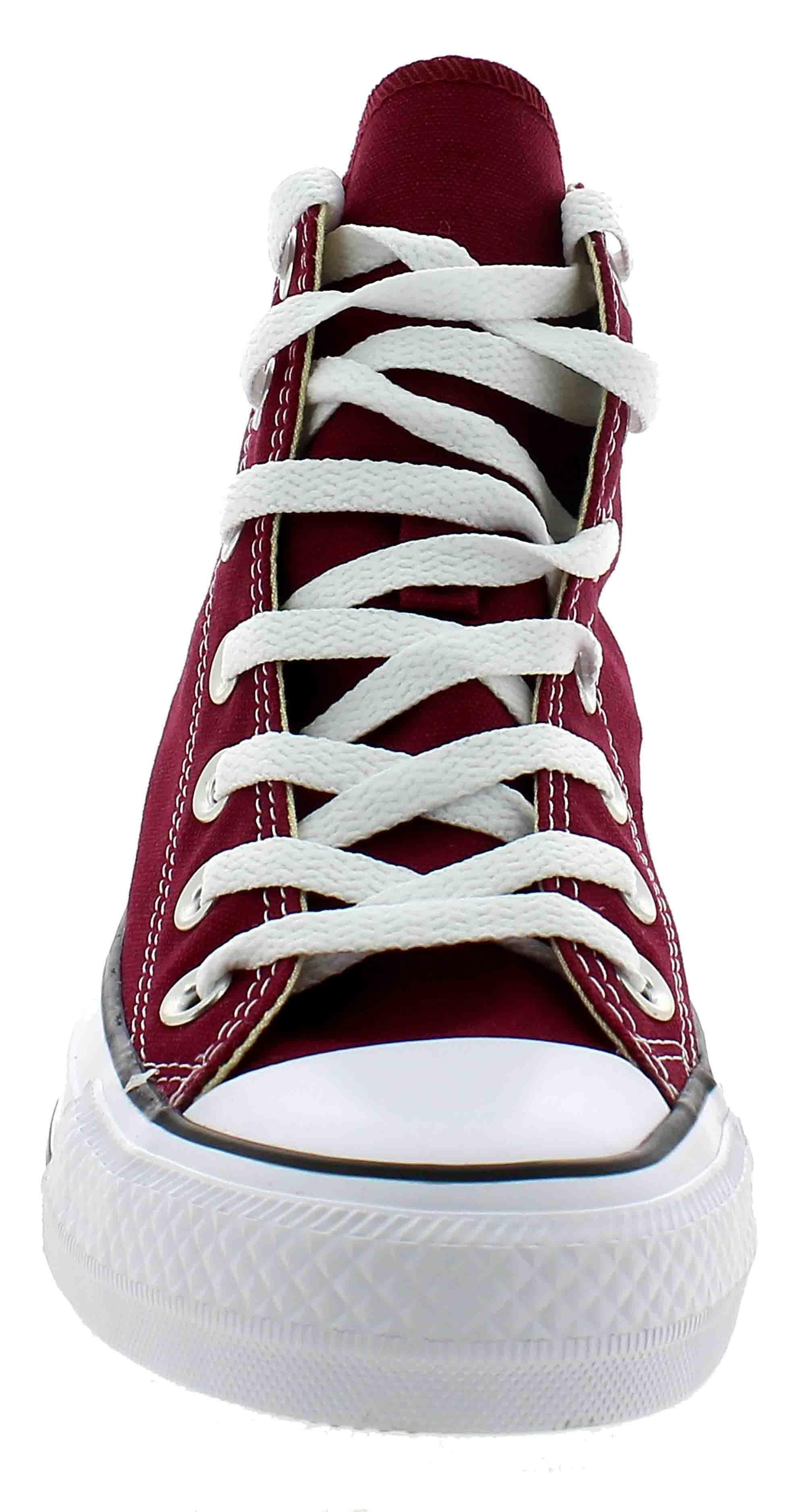 converse converse all star hi scarpe sportive alte maroon vinaccio m9613c
