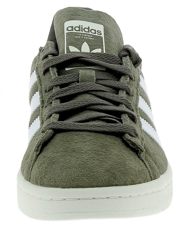 Adidas originals campus scarpe sportive uomo verdi