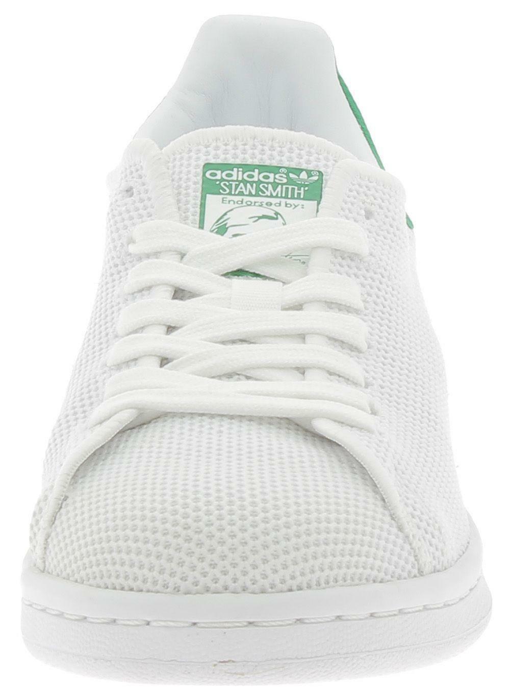 adidas adidas stan smith scarpe sportive donna bianche tela bb0065