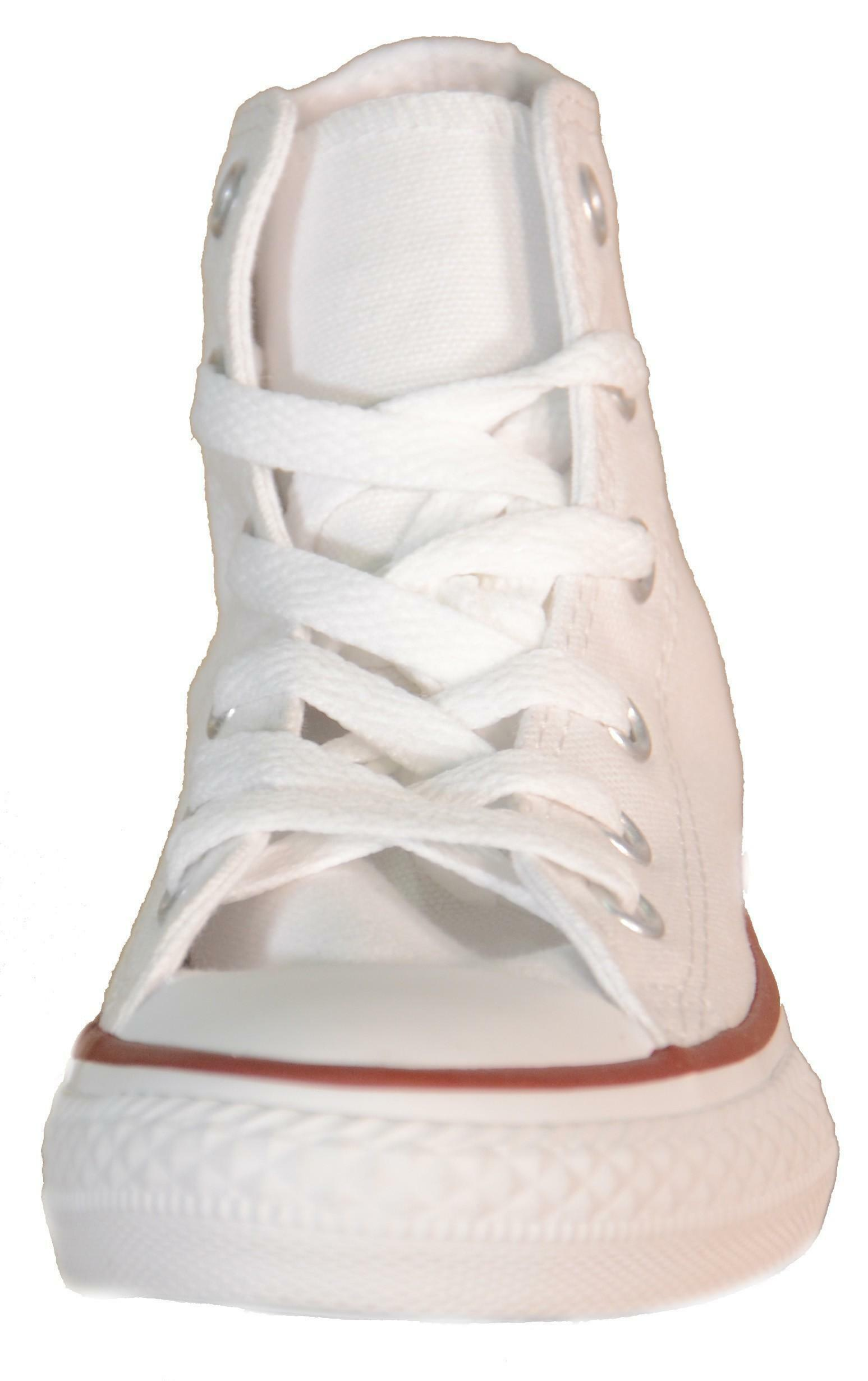 converse converse all star ct scarpe alte hi bianche white junior 3j253