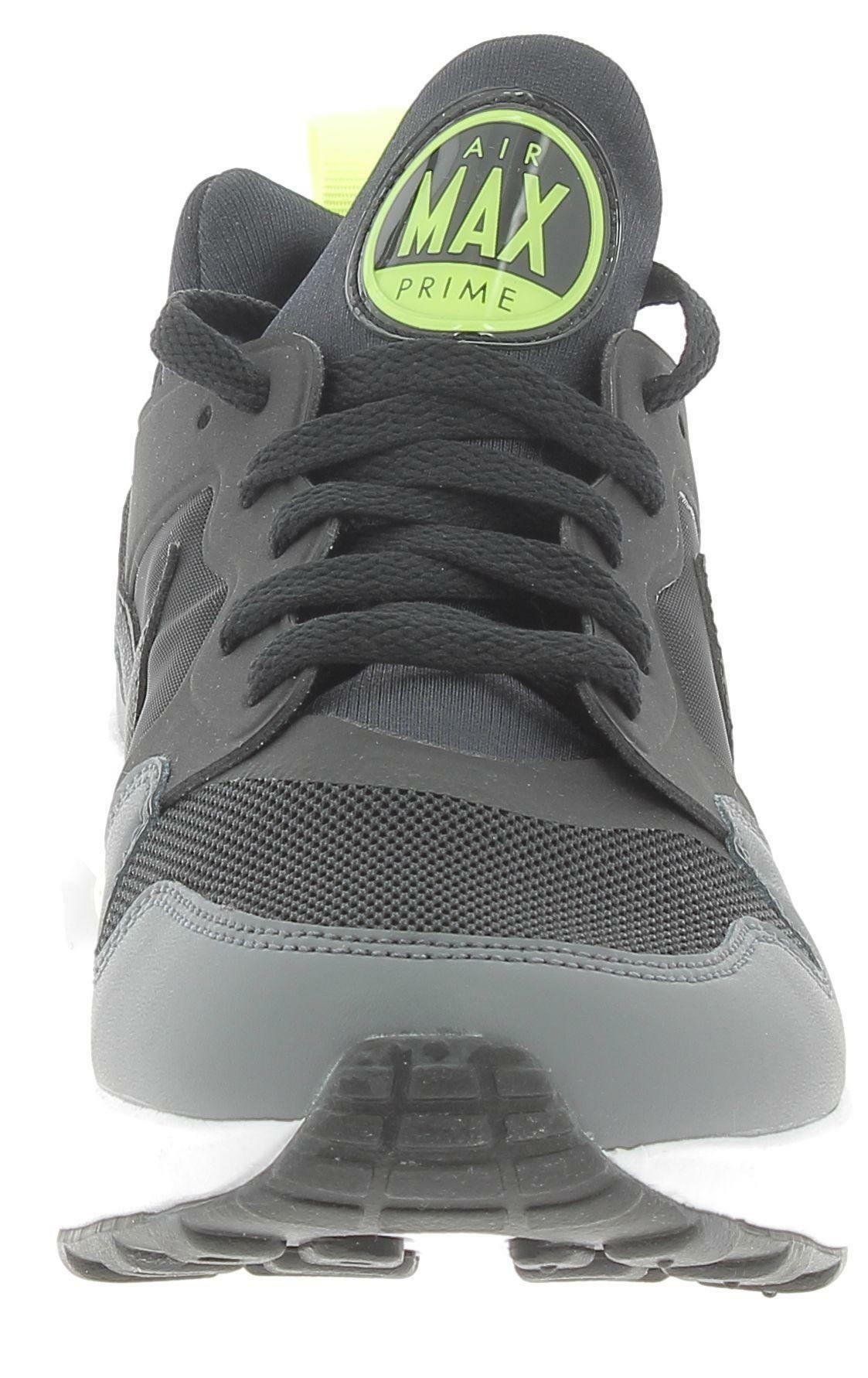 09a9b23d935213 Nike Air Max Prime Herren schwarze Sportschuhe