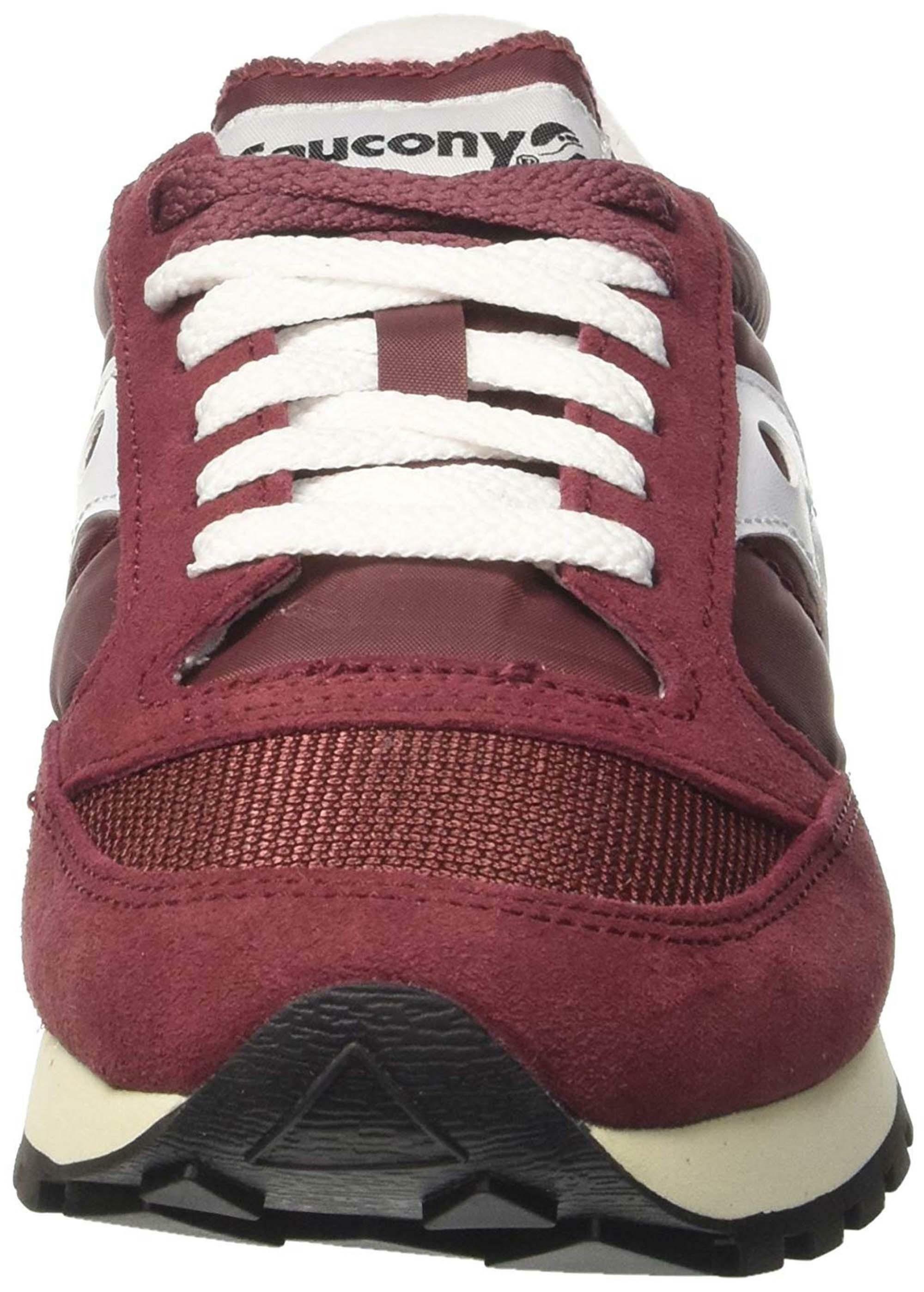 saucony saucony jazz original vintage scarpe sportive donna bordeaux s6036827