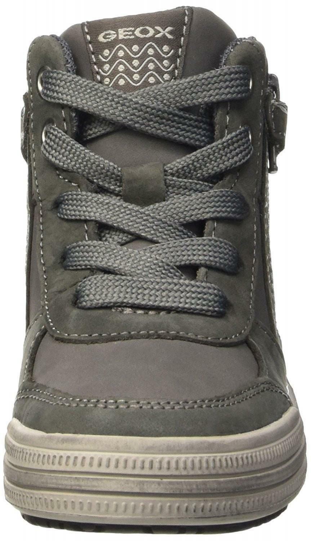 geox j elvis scarpe sportive bambino grigie j64a4bc1318