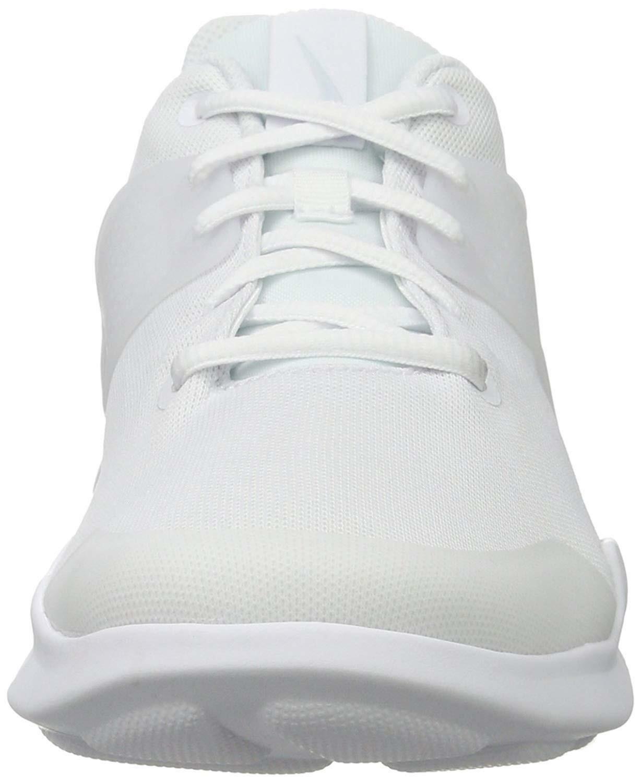 nike nike arrowz scarpe sportive tela uomo bianche 902813100