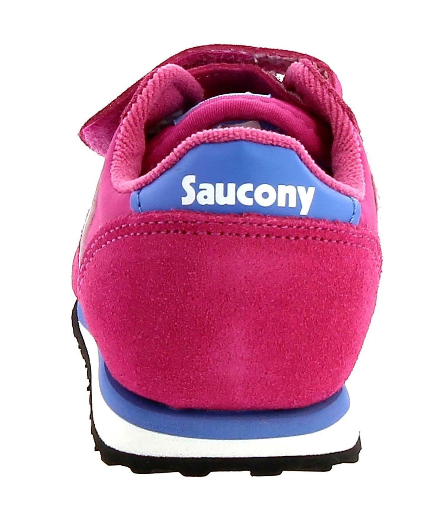 saucony saucony jazz scarpe sportive bambina viola strappo sl159643