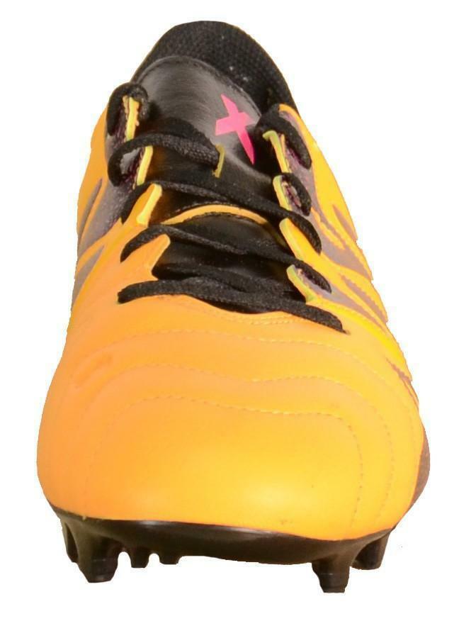 adidas adidas x 15.3 fg/ag leather scarpini calcio uomo arancioni s74640