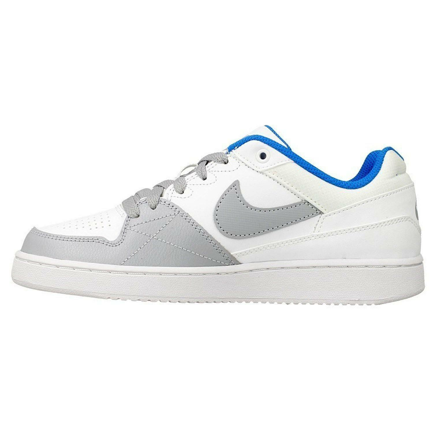 nike priority low gs scarpe sportive donna bianche 653672