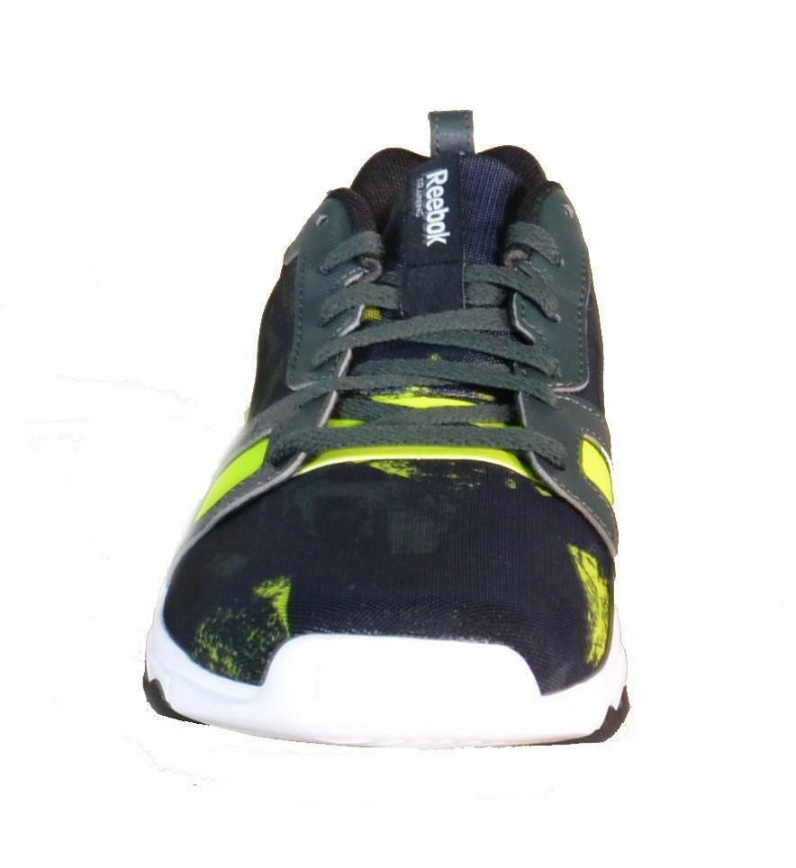 reebok reebok sublite train 3.0 aop msh  scarpe sportive uomo nere v66022