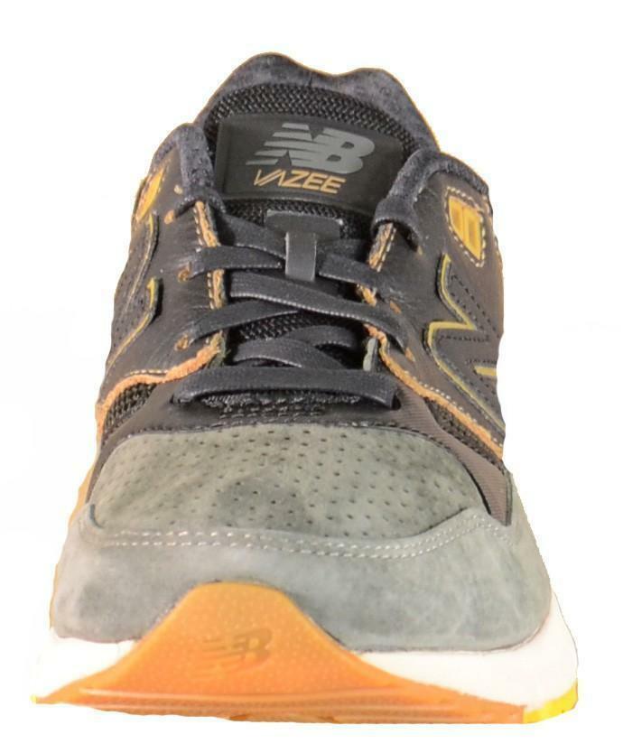 new balance 530 scarpe sportive uomo verdi pelle scamosciata mvl530ah
