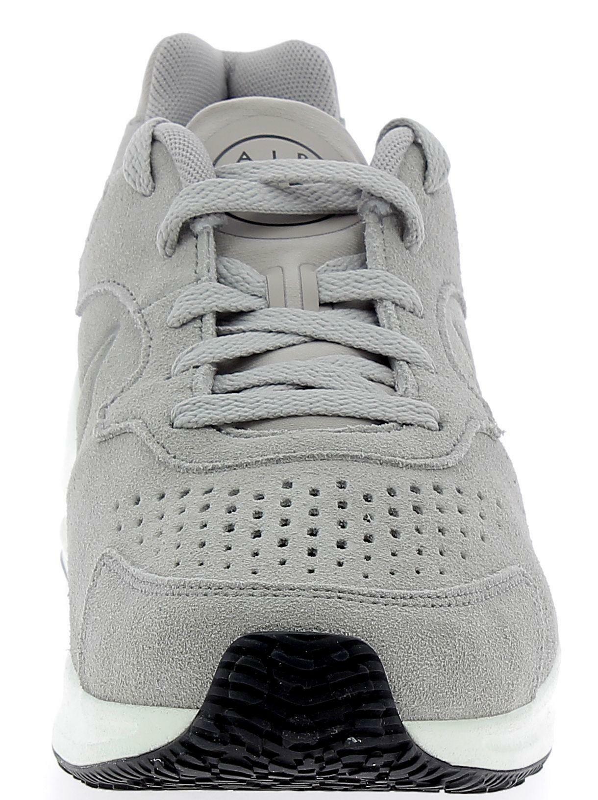 nike nike air max guile prem scarpe sportive uomo grigie scamosciate