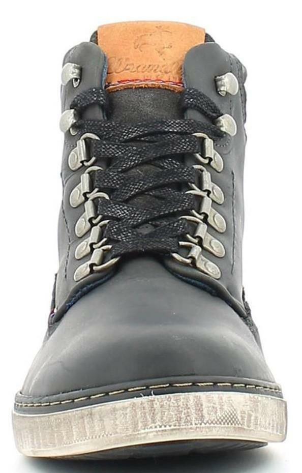 wrangler wrangler scarponcini uomo grigi billy boot