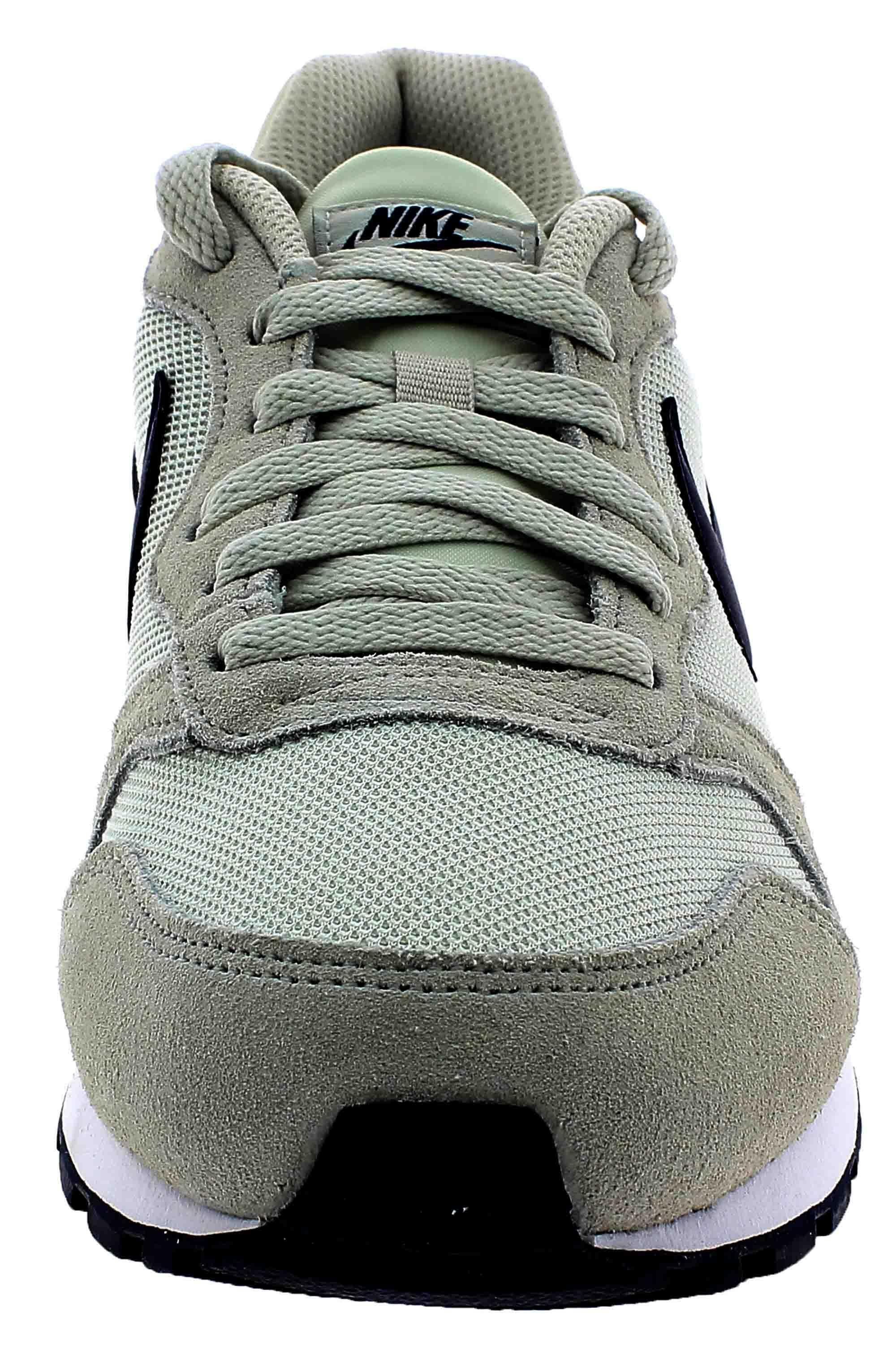 1b5a5f22eabe nike md runner 2 scarpe sportive uomo beige 749794009