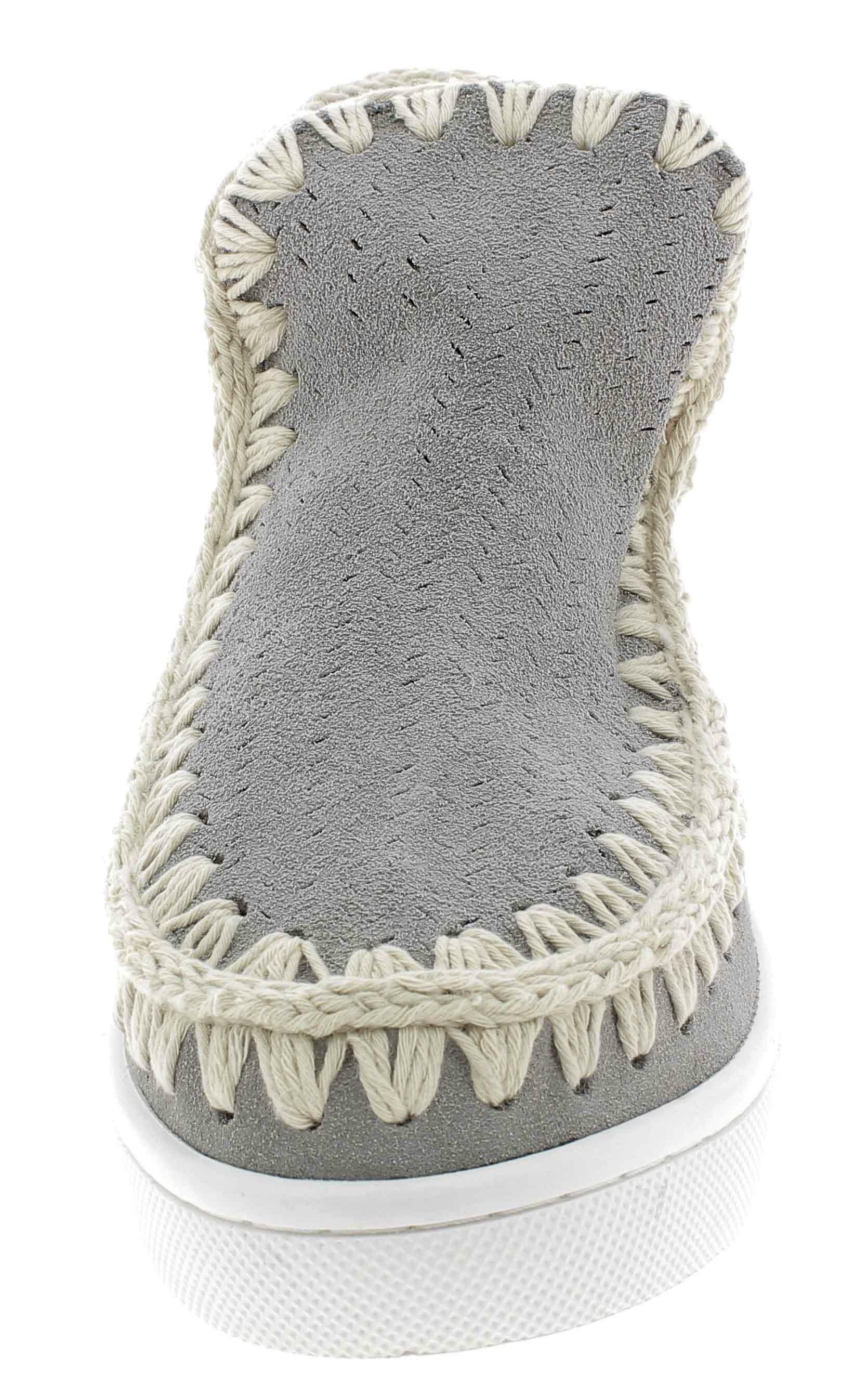 mou summer eskimo sneaker stivaletti donna grigi eskimosummerlight
