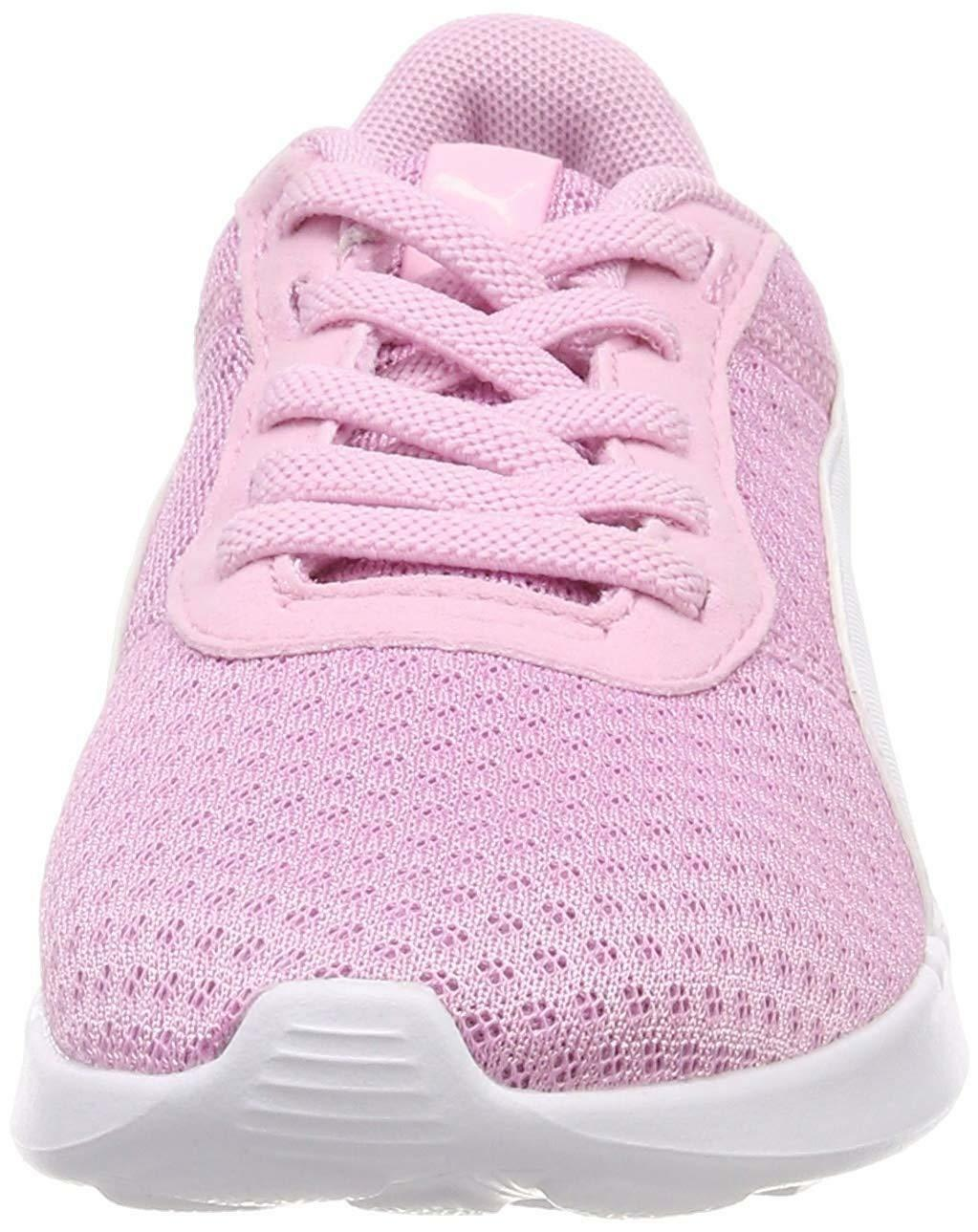 puma st activate ac ps scarpe sportive bambina rosa 36907004