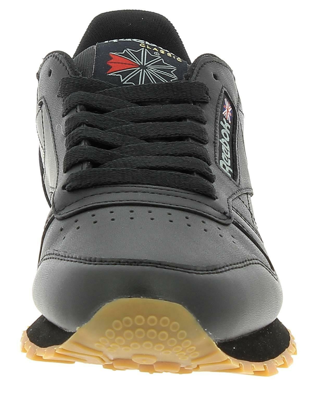 Noir H1vwxxq6z Leather Ebay Classic De Homme Reebok Chaussures Sport doxCBWQer
