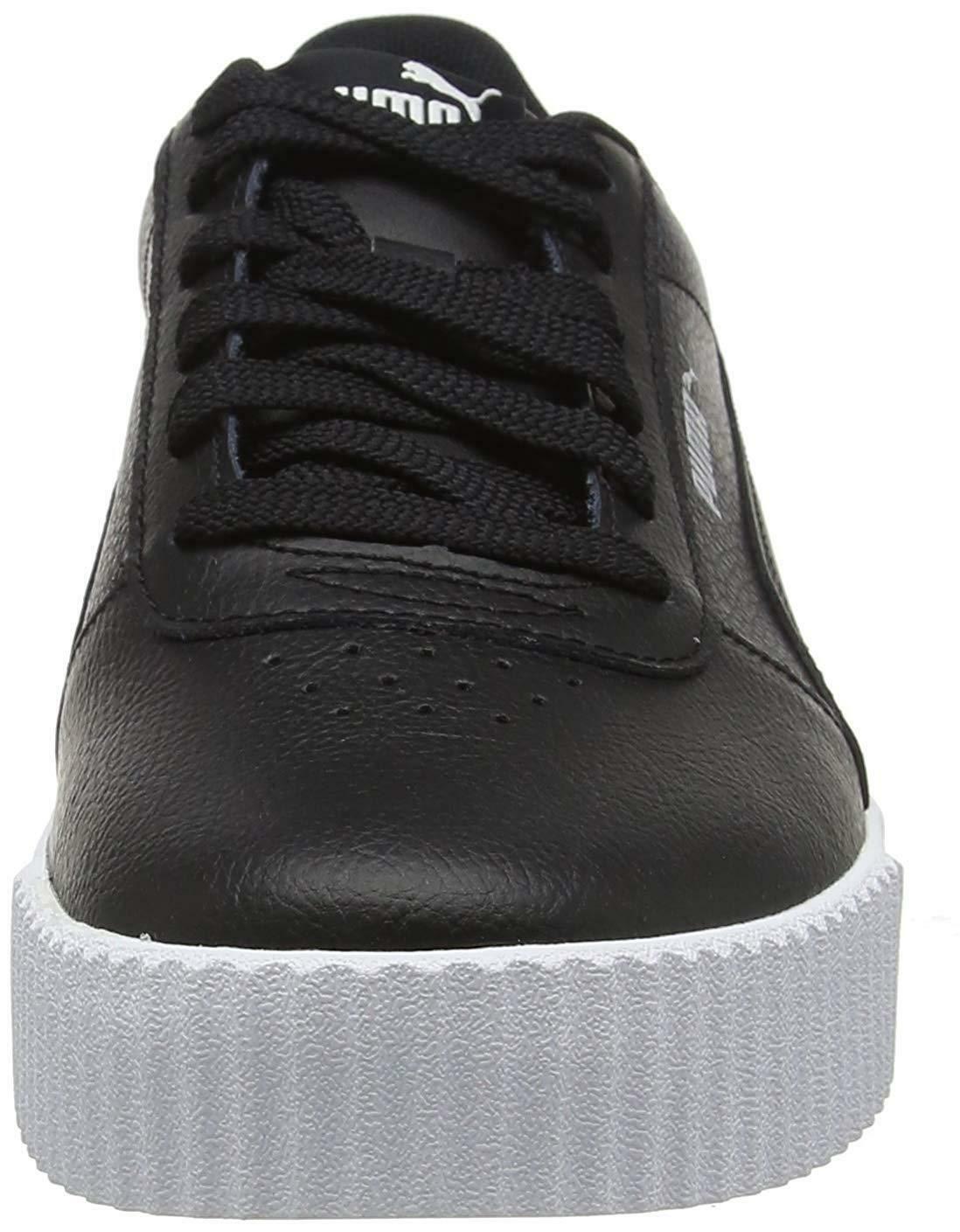 puma carina l scarpe sportive donna nere 37032501