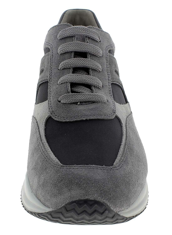 geox u happy p scarpe uomo grigio u0162pc0043