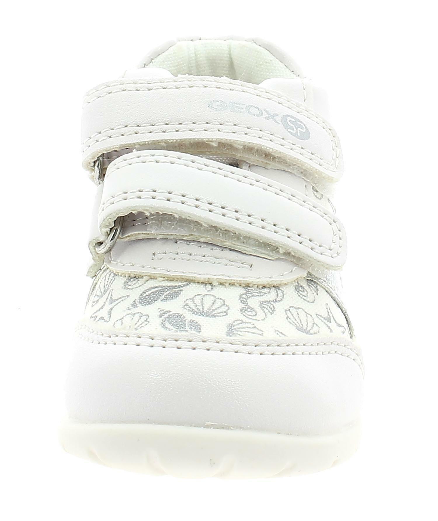 geox b elthan g scarpe sportive bambina grigie b821qac1z1n