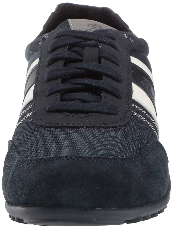 geox u garlan scarpe uomo blu u923gbc4002