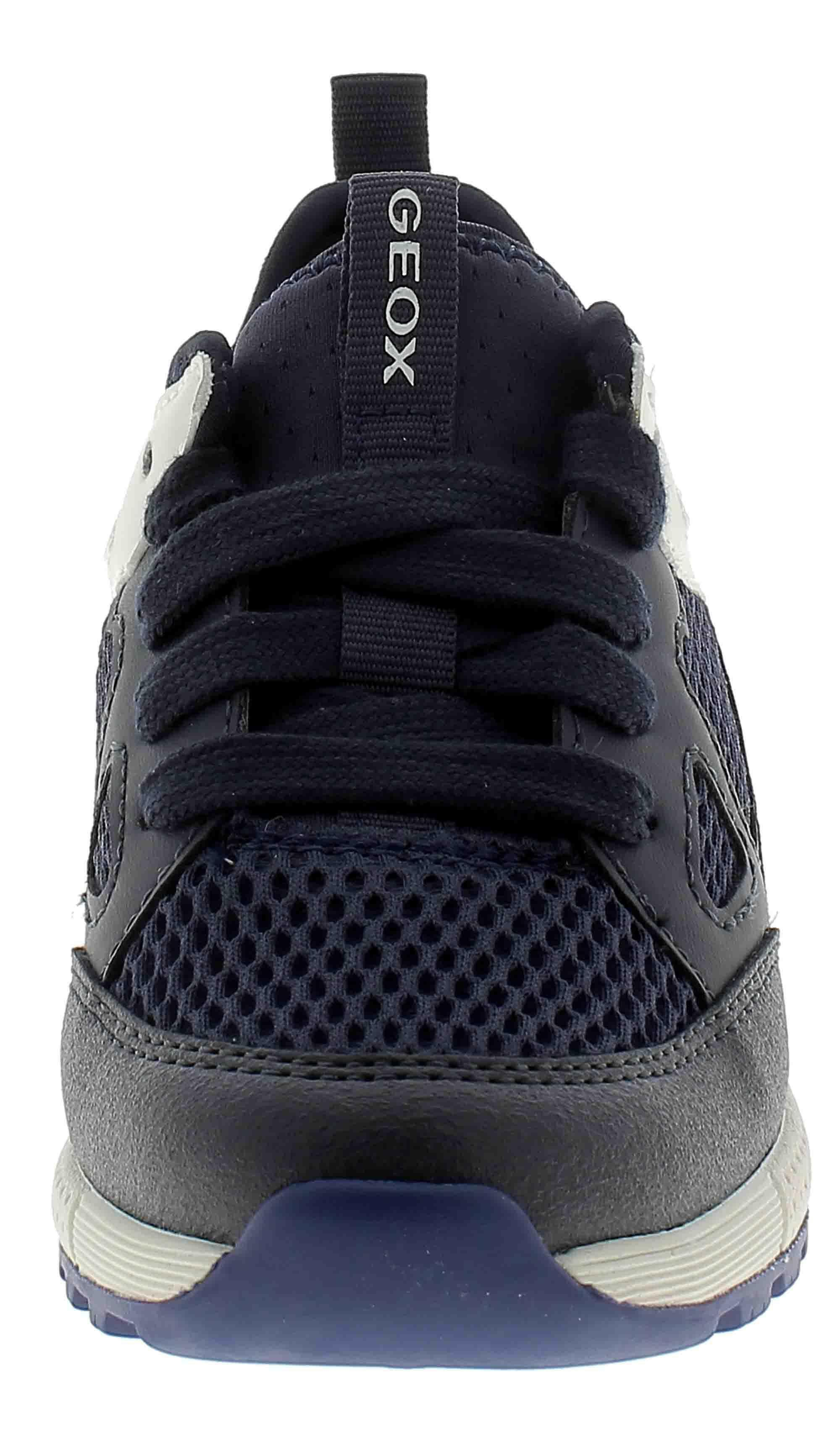 Geox j alben scarpe sportive bambino blu j9292edc0735