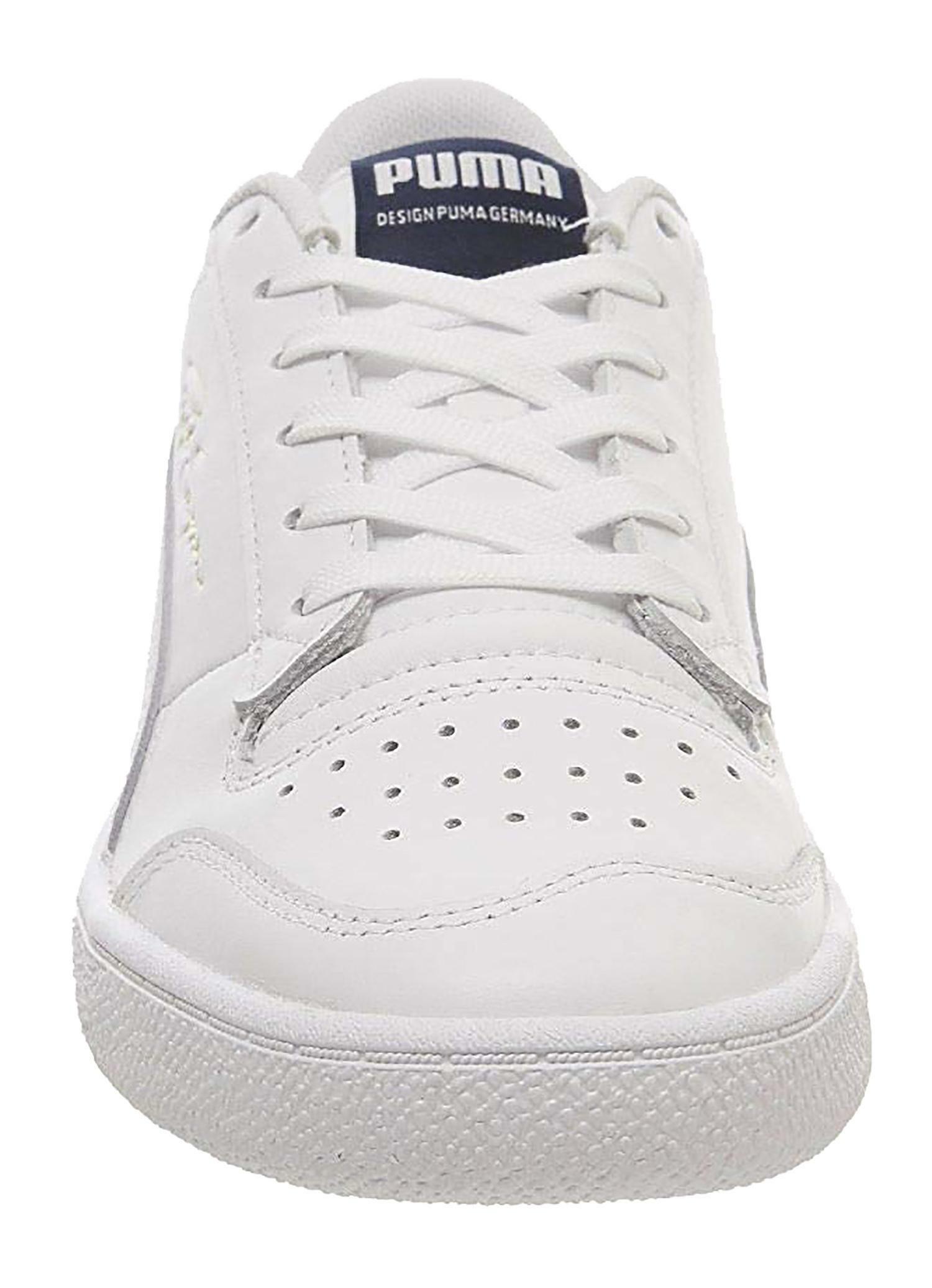 puma ralph sampson lo scarpe sportive uomo bianche 37084602