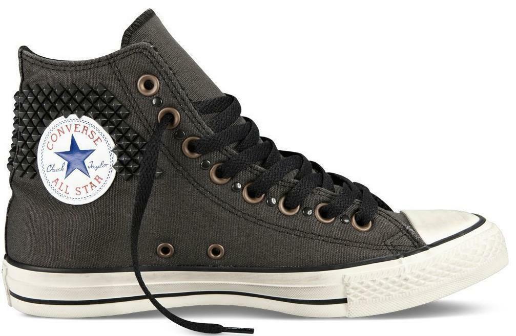 converse converse ct hi scarpe sportive uomo grigie 141275c
